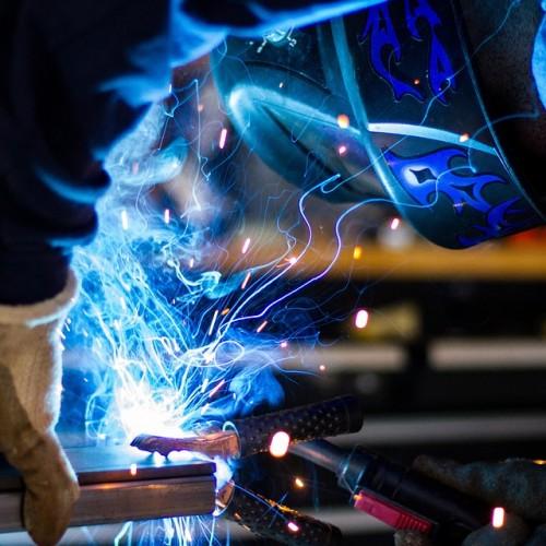 different type of welding